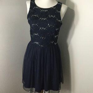 SPEECHLESS formal dress